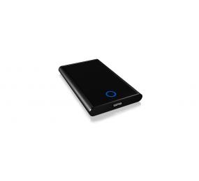 """ICY BOX Boîtier externe IB-273StU3 USB 3.0 2,5"""" pour HDD/SSD SATA avec un design élégant"""