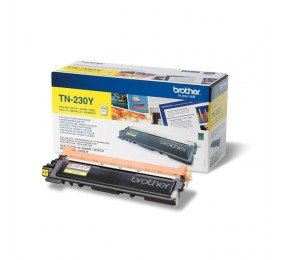 Toner Brother TN-230Y jaune