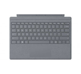 Microsoft Type Cover pour Surface Pro Platine