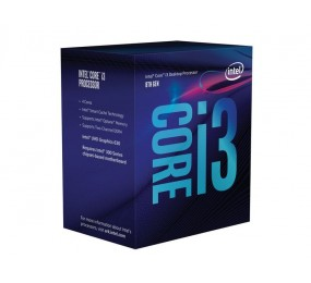 Intel Core i3-8100 (3600) Quad Core