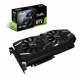 Asus Nvidia GeForce DUAL RTX2080TI O11G