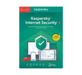 Kaspersky Internet Security 2017 (3 PC)