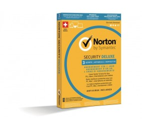 Norton Security Deluxe Box 3U 1Y