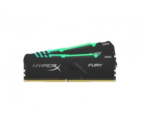 Kingston HyperX FURY RGB DDR4-RAM 3600 MHz 2x 8 GB