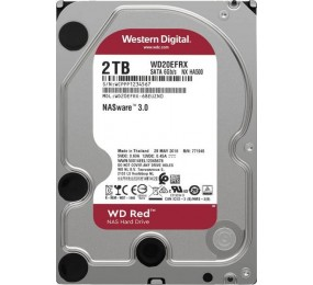 "HD WD Red 3.5"" SATA-III 2TB"