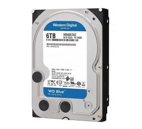 """HD WD Blue 3.5"""" SATA-III 6TB"""