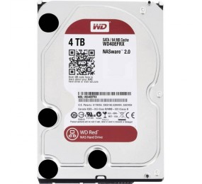 "HD WD Red 3.5"" SATA-III 4TB"