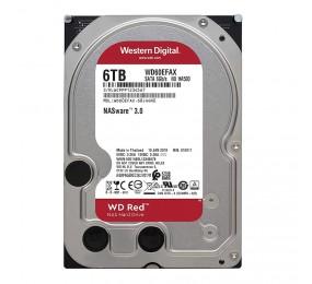 "HD WD Red 3.5"" SATA-III 6TB"