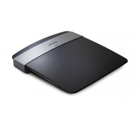 Linksys E2500: WLAN Router