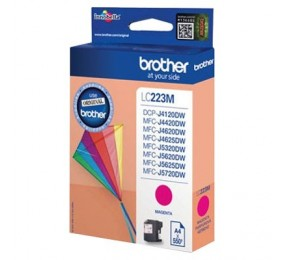 Cartouche Brother LC-223M magenta