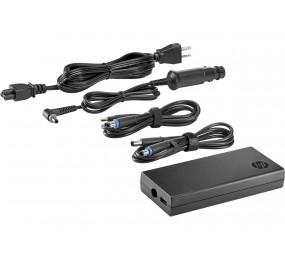 HP 90W Slim Combo AC Adapter avec USB