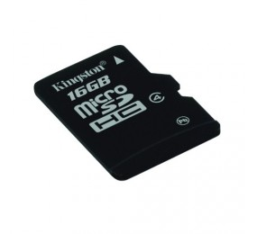 microSDHC Card 16GB Kingston Class 4
