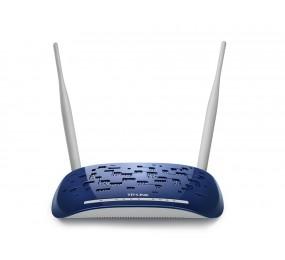 TP-Link TD-W8960N Modem routeur ADSL2+ WiFi N 300Mbps