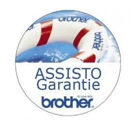 Brother ASSISTO Garantie sur Site ZWPS00520A