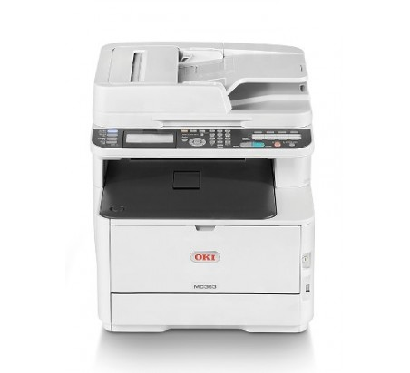 OKI Color Laser MC363DN