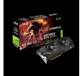 Asus Nvidia GeForce Cerberus GTX1070Ti A8G