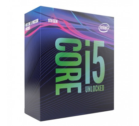 Intel Core i5-9600K (3700) Six Core