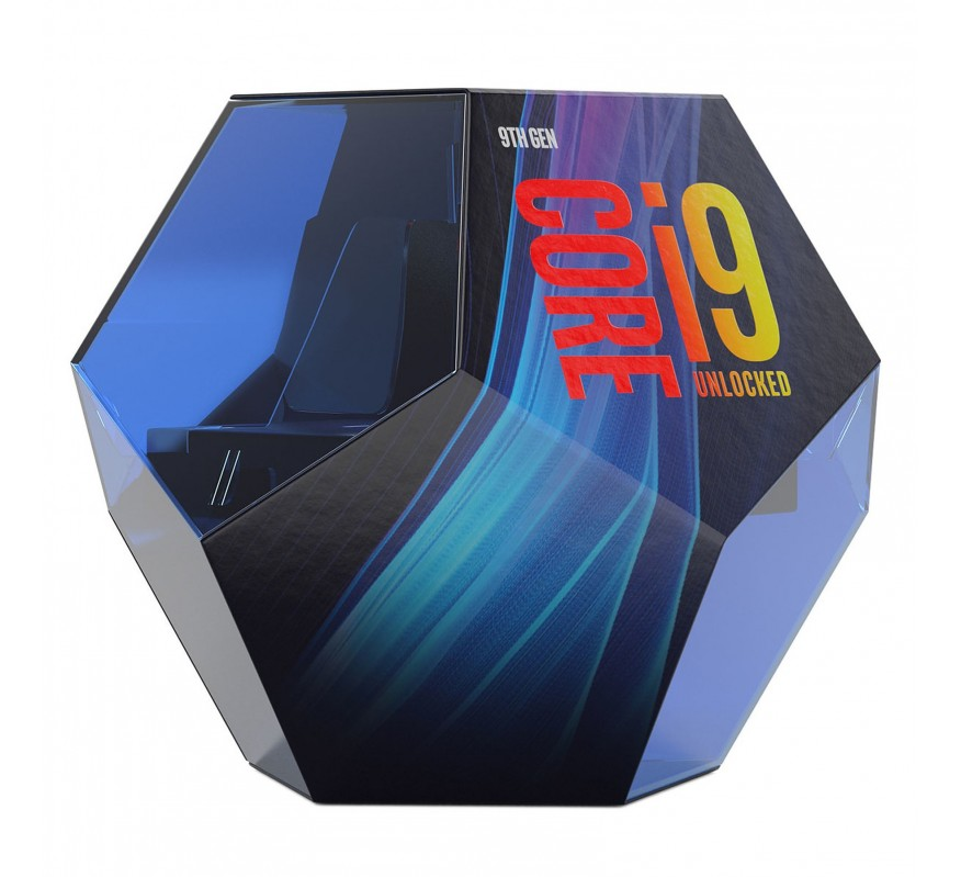 Intel Core i9-9900K (3600) Eight Core