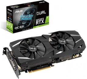 Asus Nvidia GeForce Dual RTX2060 O6G