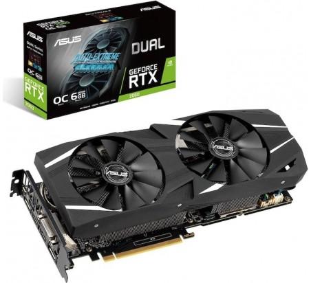 Asus Nvidia Dual RTX2060 O6G