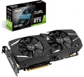 Asus Nvidia Dual RTX2060 6G