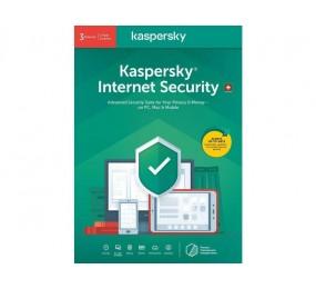 Kaspersky Internet Security 2017 (3 PC)
