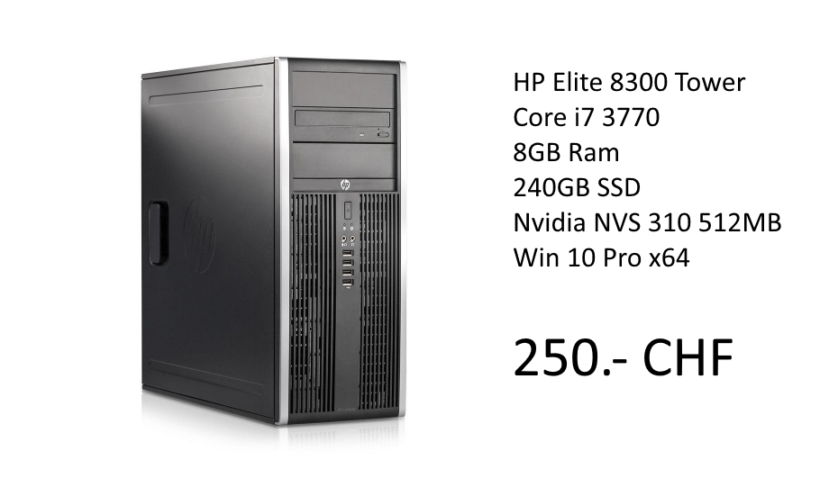 Elite 8300 Tower